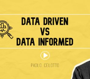 Data Driven vs Data Informed